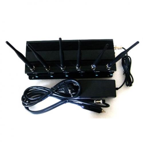 Купол-6. Мощная глушилка GSM/DCS/WIFI/3G/GPS/4G, 18W
