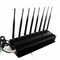 Купол-8. Мощный подавитель CDMA/GSM/DCS/3G/Lojack/WiFi/VHF. 22W