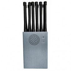 Ястреб-12. Усиленная глушилка мобильных/3G 4G GPS L1 L2 L5 RC 315 433 868 Lojack WIFI, 12W