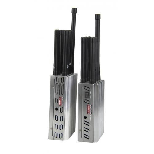 Ястреб-8. Усиленный подавитель gsm/gps/wifi/3g/4g/lojack, 8W