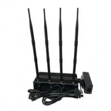 Анти-Wi-Fi-5G. Подавитель WiFi всех типов 2,4G, 5,2G, 5,8G.