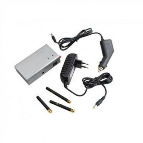 Симпл-mobile. Переносная мощная глушилка мобильных телефонов и 3G