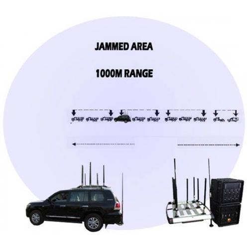 Вал. Подавитель 6-частотный 600W - до 1000 метров.
