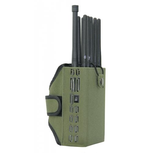 Ястреб-10. Усиленный подавитель GSM/GPS L1, L2-L5/WiFi/3G/4G/Lojack, 10W